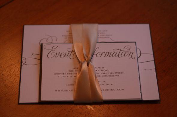 My Semi Diy Invites Are Finally Done Wedding Diy Etsy