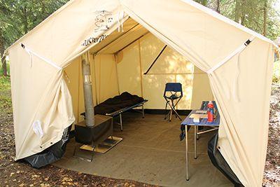 Wall Tent From Alaska Tent Amp Tarp Outdoor Adventures