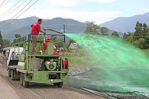 Hydro Mulch Excelsior Dyes Chromatech Mulch Dye Mulch Hydro