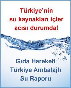 Sağlık ve Gıda Güvenliği Hareketi Türkiye Ambalajlı Su Raporu