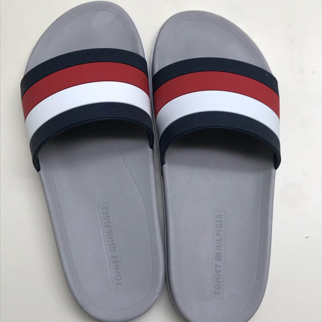 Tommy hilfiger shoes, Leather slippers