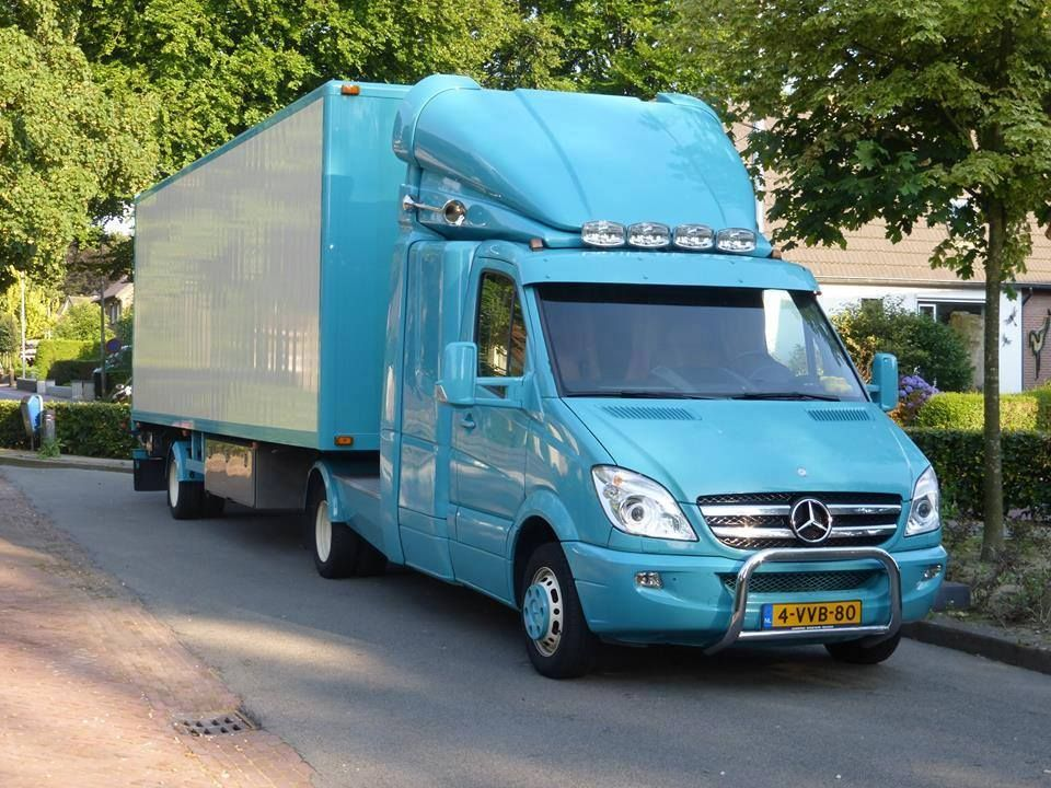 Mercedes Benz Sprinter Truck Pinterest Cars And Motorcycles