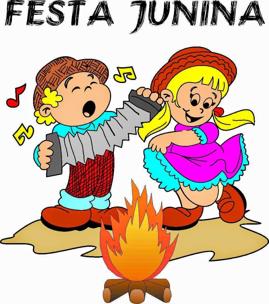 Figuras E Desenhos Coloridos De Festa Junina Para Imprimir Dicas