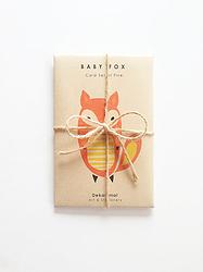Baby Fox Cards (Set of 5) via Fancy HuLi | Designer Gift Shop for Animal Lovers