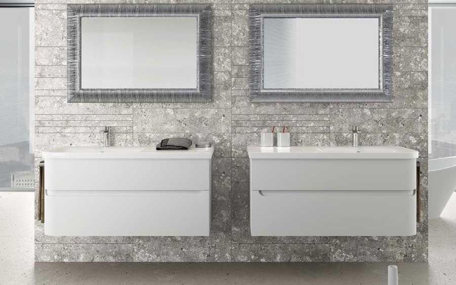 Armadietto Bagno ~ Mobile bagno serie joy bianco collezione mobili bagno di berloni