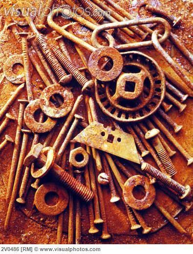 rusty objects - Google Search | Rusty metal, Rusty, Metal ...