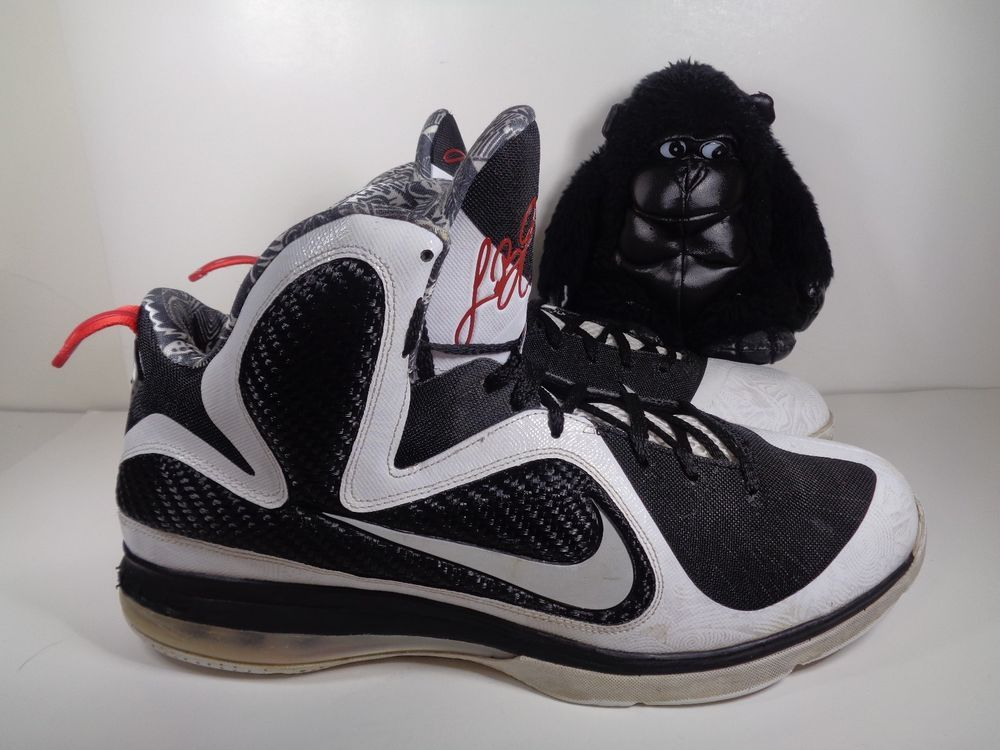 Men Nike Air James LeBron 9 IX Freegums Basketball shoes size 15 US 469764- 101  Nike  BasketballShoes 00d3a954d
