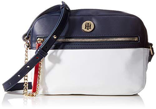 1x1x1 cm Tommy Hilfiger Core Nylon Backpack W x H L Blanc Cabas femme Corporate