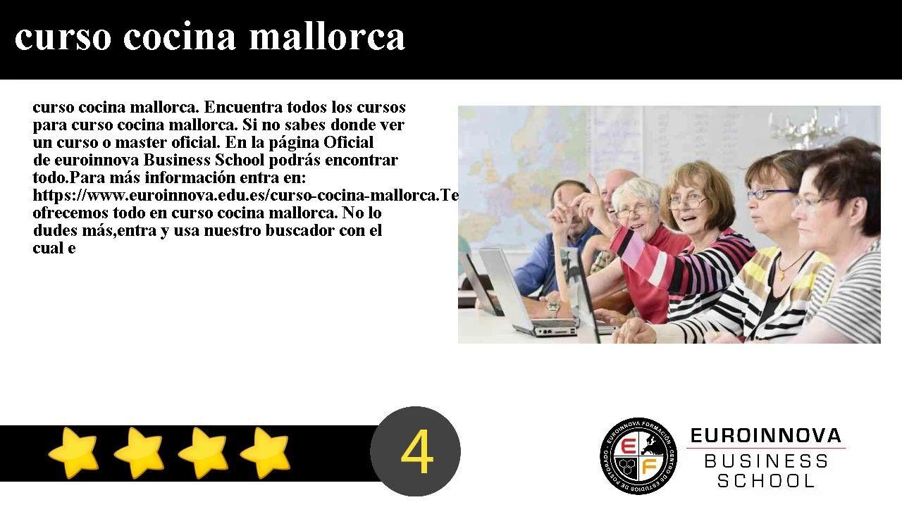 Cursos De Cocina Mallorca | Curso Cocina Mallorca Curso Cocina Mallorca Encuentra Todos Los