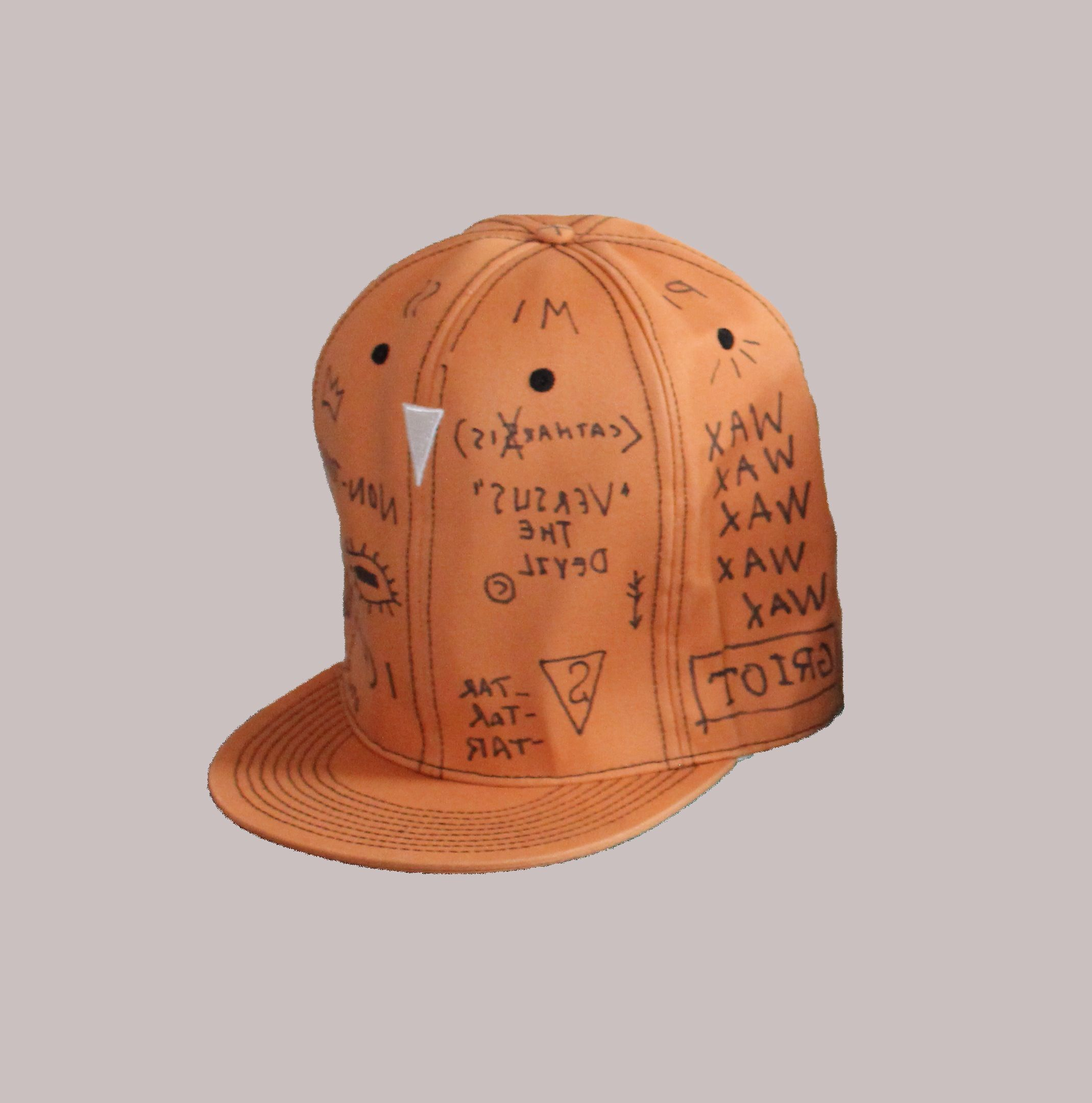 Hommage to Basquiat . Tall Baseball Hat Cap Streetwear Unique ... 906619168ed
