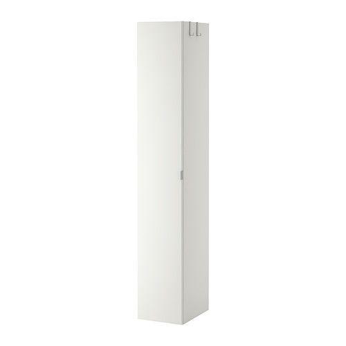 LILLÅNGEN Korkea kaappi - valkoinen - IKEA