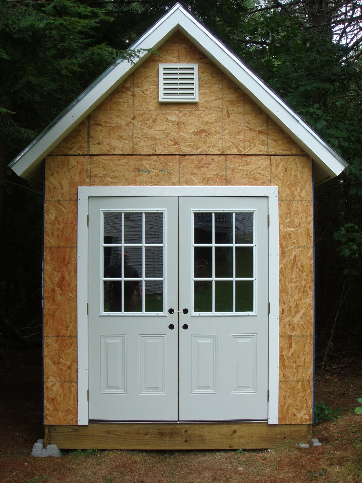 DIY Building  Shed Door Design Tips | Shed Blueprints