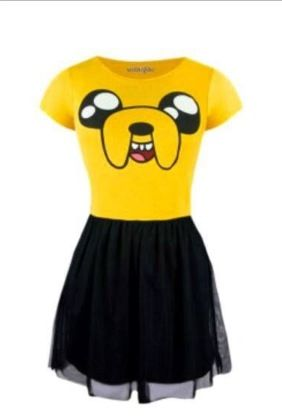 Adventure Time Jake The Dog Inspired Hoodie Unisex top quality small-2xl
