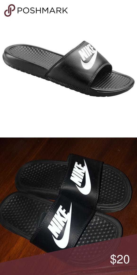 Boys Nike slippers   Nike slippers