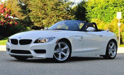 Bmw Z4 Roadster 2012 White Bmw Z4 Bmw Z4 Roadster Bmw Convertible