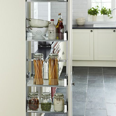 Impress Your Dinner Guests With Beautiful Larder Storage Kitchenpersonalities Entertainer