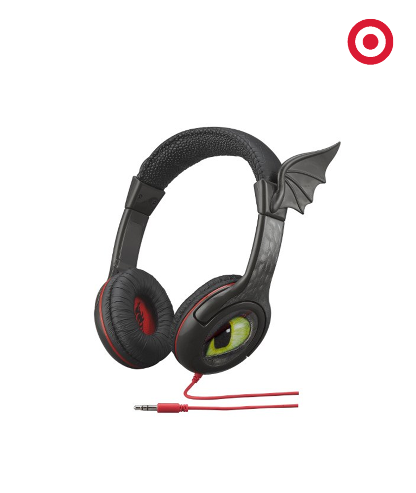 Chill Out To Your Favorite Tunes With These Adorable Toothless