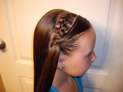 Sensational 1000 Images About Princess Hairstyles On Pinterest Updo Girl Short Hairstyles Gunalazisus