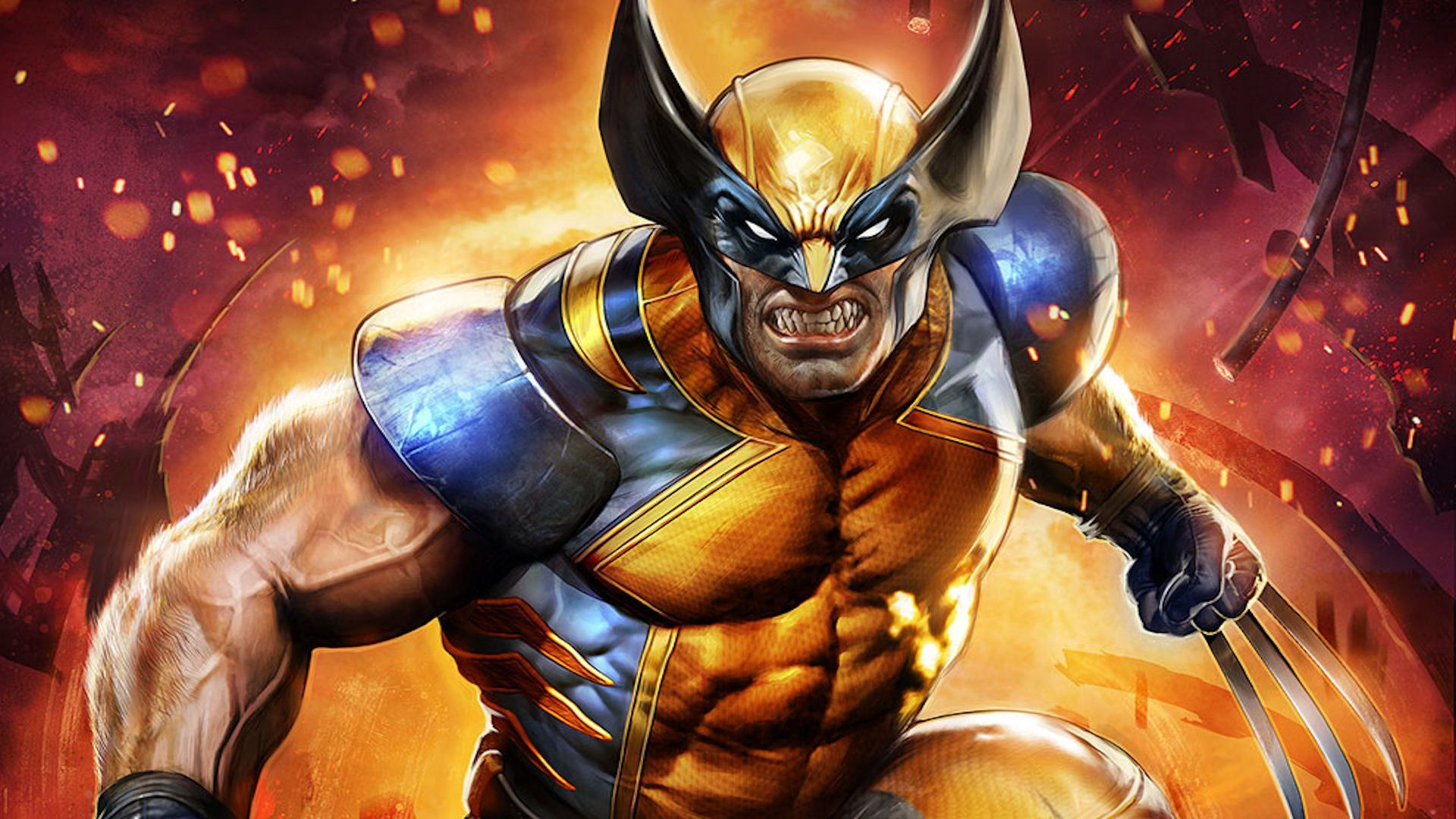 Cool Marvel Wallpapers 1 Epicheroes Select 45 X Hd Image Gallery Epicheroes Movie Trailers Toys Tv Video Games News Art Wolverine Art Wolverine Marvel Marvel Wallpaper