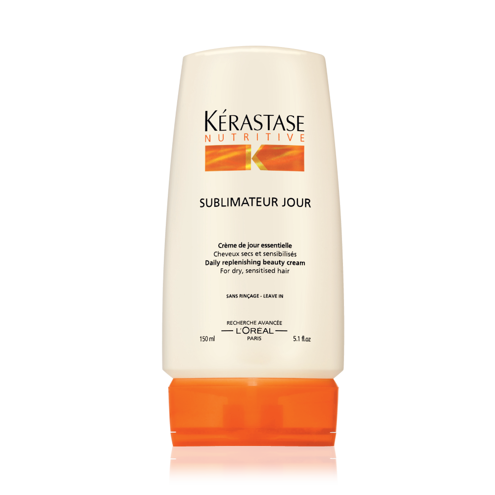 Nutritive Sublimateur Jour Hair Styling Smoothing Cream Kerastase Dry Hair Hair Care Products Professional Kerastase
