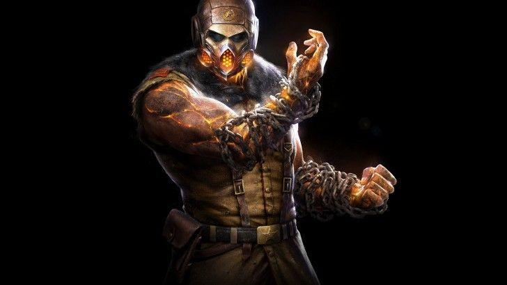 Scorpion Wallpaper Hd Kold War Skin Mkx 1920x1080 Mortal Kombat X Mortal Kombat X Scorpion Mortal Kombat X Wallpapers