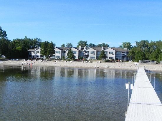 Sand Bay Beach Resort Beach Resorts Door County Resorts Resort