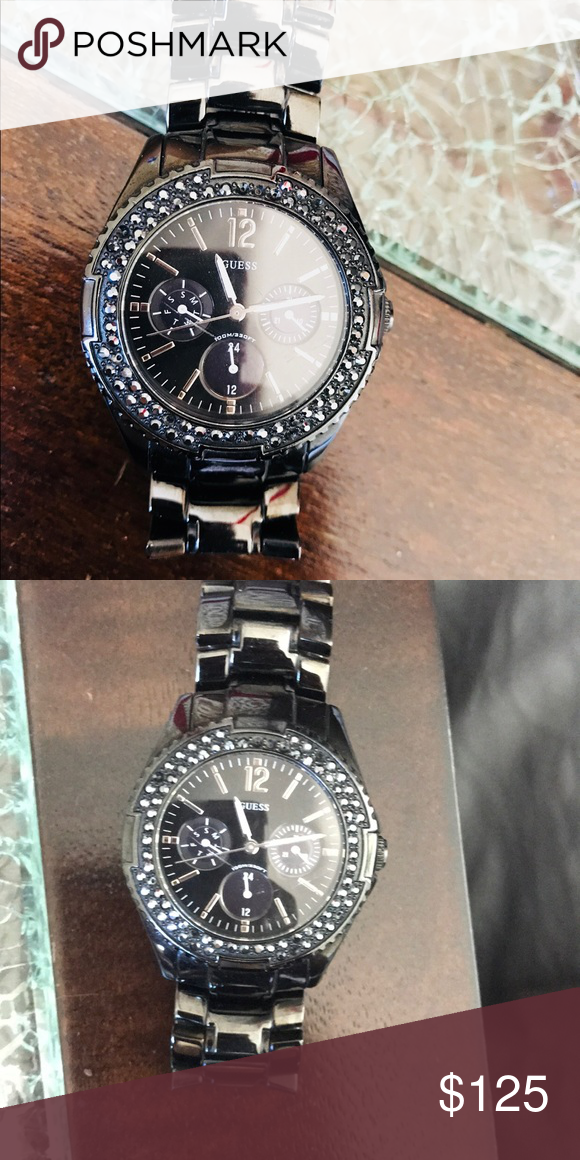 6f7603b453da Guess Watch In great condition