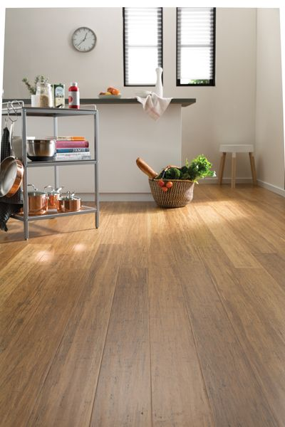 The Gorgeous Texture Of This Plantino Bamboo Flooring In Rustic Sand Provides A Chic And Practical Flooring Choices Flooring Bamboo Flooring Flooring Options