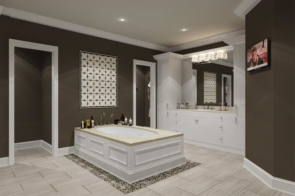 Well Designed Bathrooms Are The Height Of Luxury Bathrooms Remodel Bathroom Design Simple Bathroom