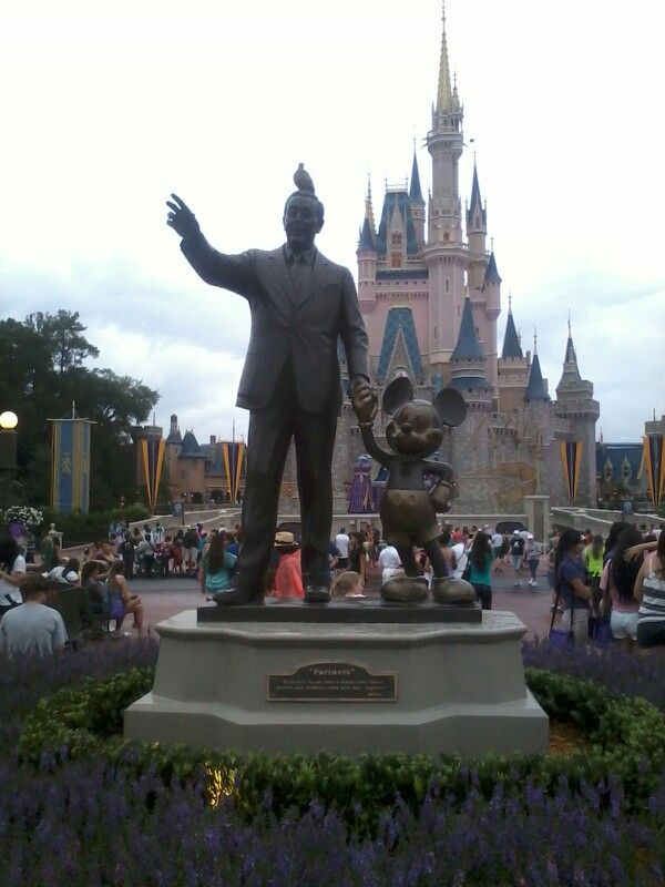 My first time at disney world 2012! Awesome (even though there was a little rain)
