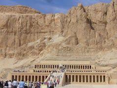Deir el Bahari, Temple of Pharao Hatschepsut