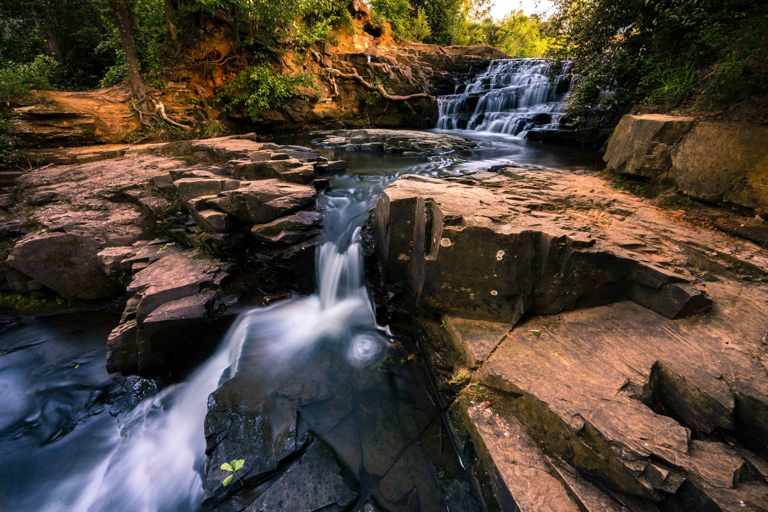 Top 3 Waterfalls In Augusta Georgia Places To See Oh The Places You Ll Go Waterfall Hikes