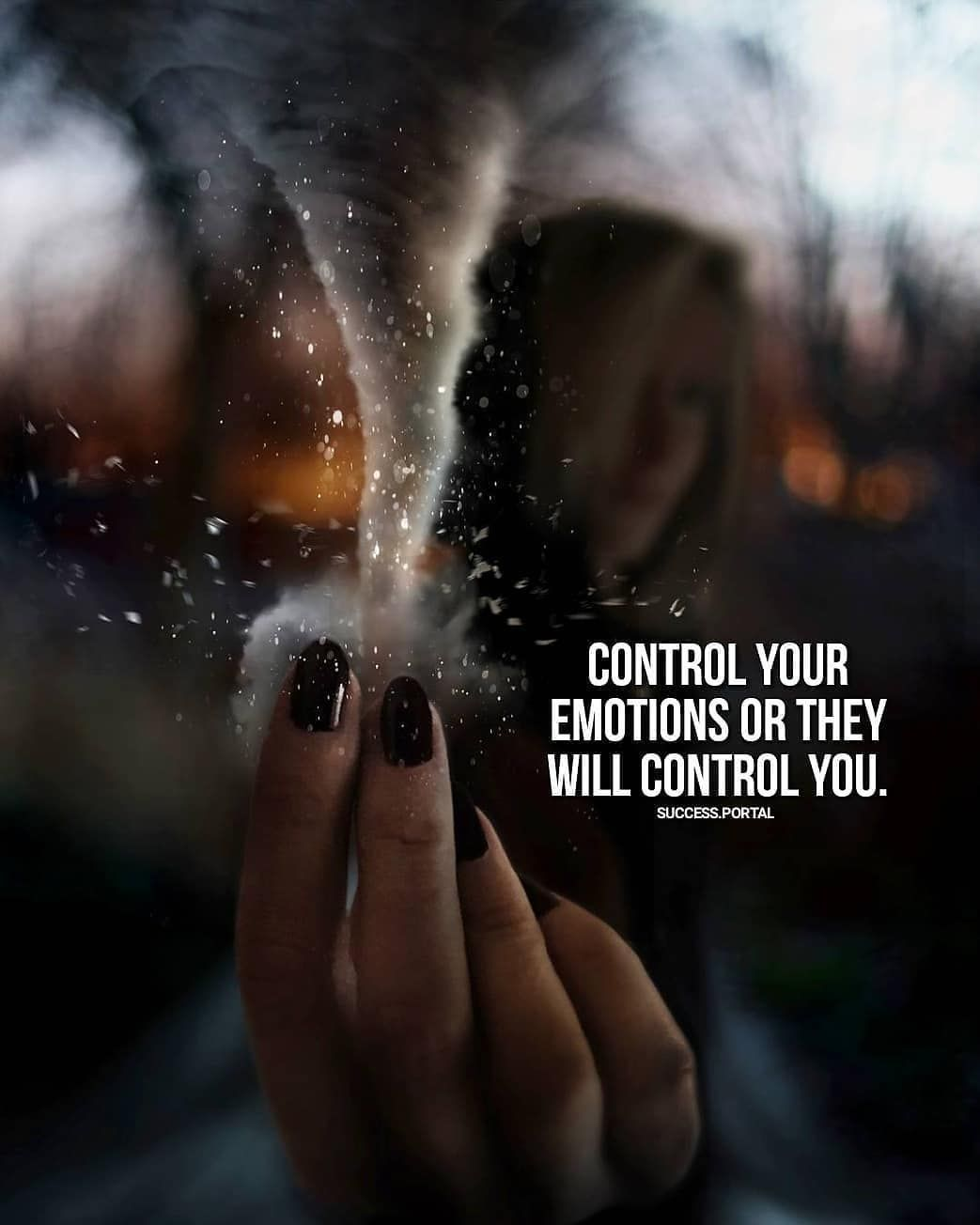Control Your Emotions Or They Will Control You Life Quotes Quotes Quote Life Emotions Life Quotes An Motivational Quotes For Students Quotes For Students Words