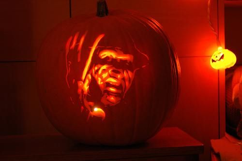 Carving Of Freddy Krueger Projekte