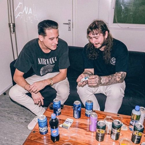 Post Malone And G Eazy Ft. YG - Blank Thoughts