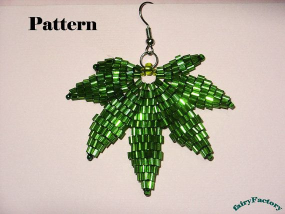 Brick Stitch Earrings Patterns Free 50 Off Pattern