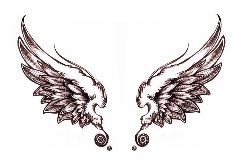Beautiful Angels Tattoo Designs Good Tattoo Ideas Wings Tattoo Neck Tattoo Tattoos For Guys