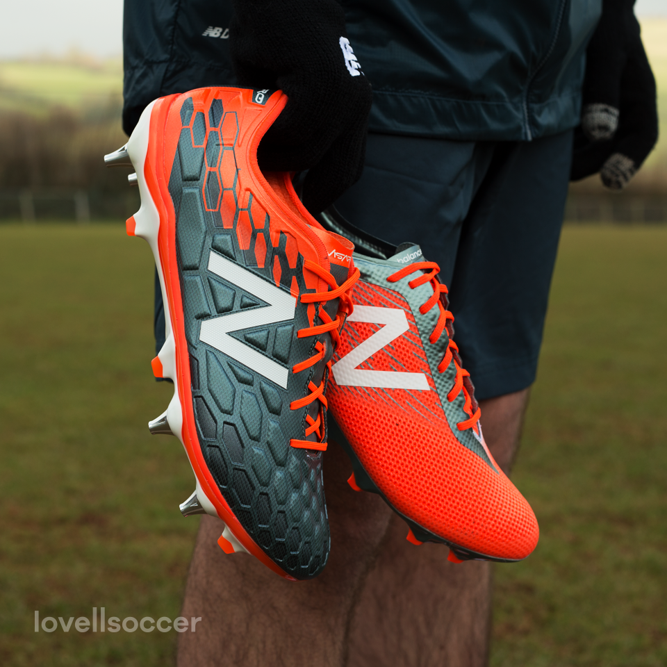 New Balance Visaro & Furon 2.0 latest colours now available at Lovell Soccer.