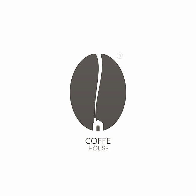 Flat Logo Design on Instagram Coffee House   Design byyogaperdana7  Follow us for your logo design inspiration flatlogodesign  Want to get featured Need...