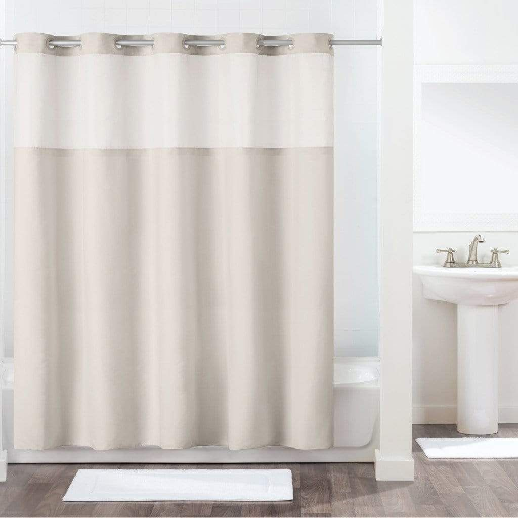 Antigo Hookless Shower Curtain In 2020 Hookless Shower Curtain