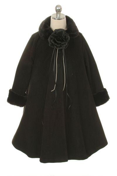 Girls Cape Jacket Baby Sweaters Coats Cape Jacket