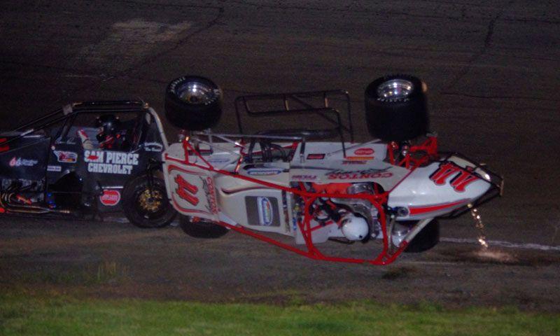Little 500 at Anderson (Ind.) Speedway. (Chris Seelman