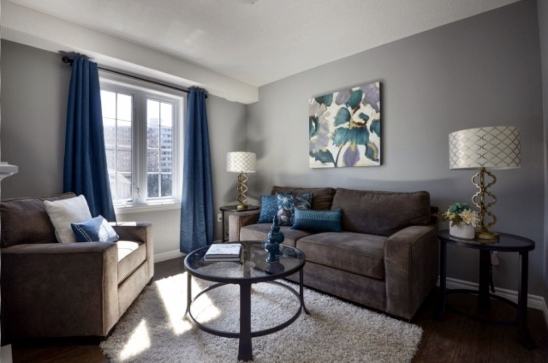Tina Grey Walls And Slate Blue Is Awesome For You Grey Walls