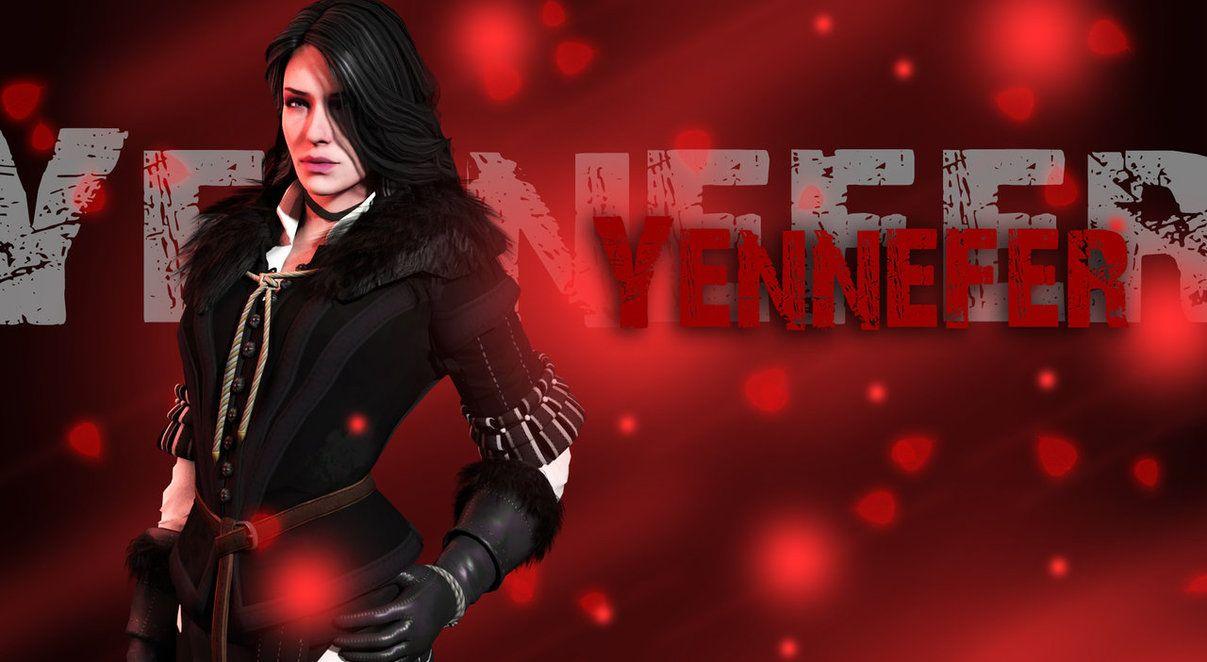Witcher 3 Yennefer By Manheart Deviantart Com On Deviantart Witcher 3 Yennefer The Witcher Deviantart