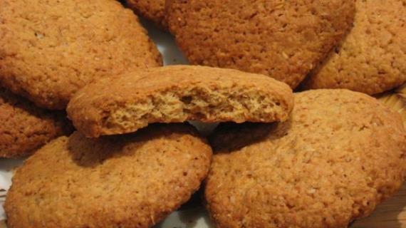 печенье рецепт с фото овсяное