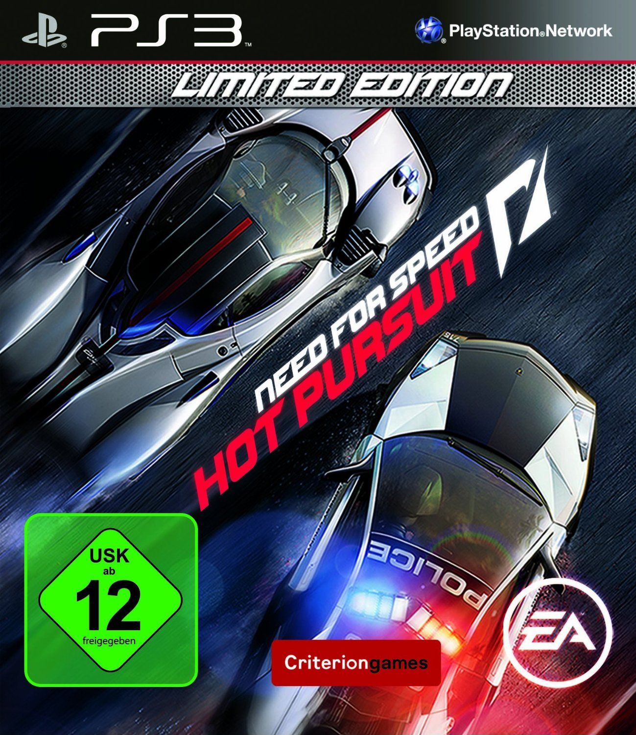 Need for Speed Hot Pursuit Limited Edition Playstation