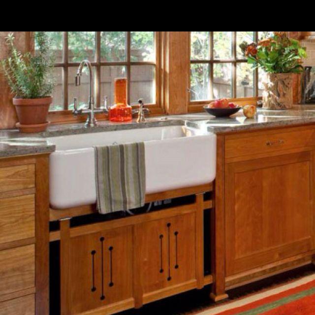 Bungalow Kitchen: Craftsman Bungalow Kitchen