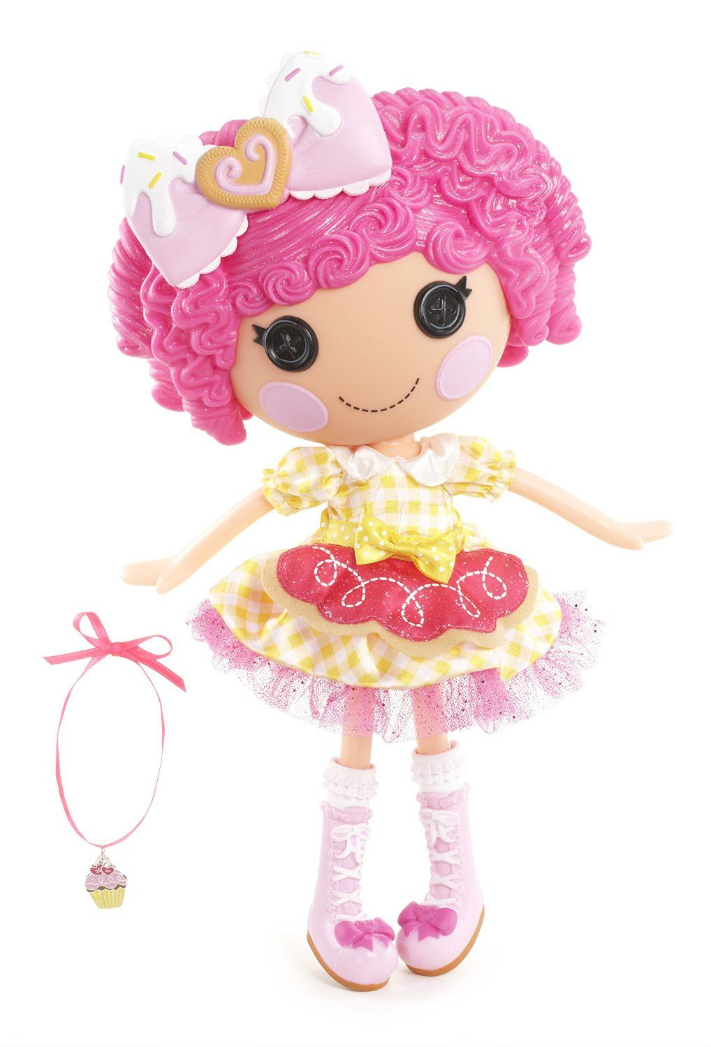 Lalaloopsy Super Silly Party Large Doll- Crumbs Sugar Cookie