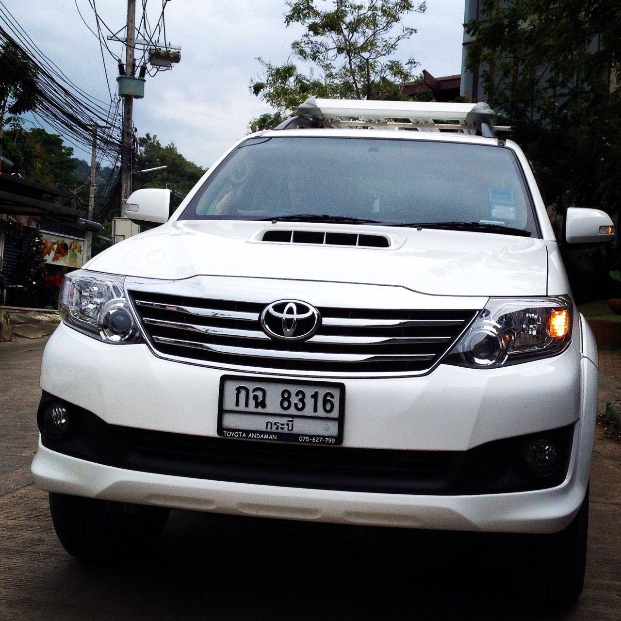 Thaimaa autonvuokraus01