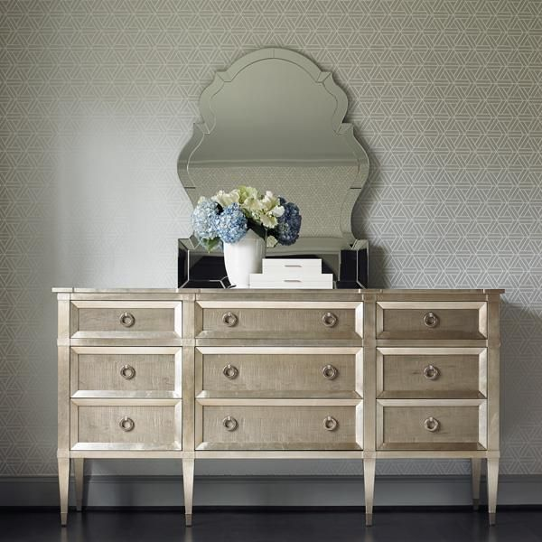 30 Timeless Taupe Home Décor Ideas: #Caracole: Italian Dressing. Pure Classic Design Appeals